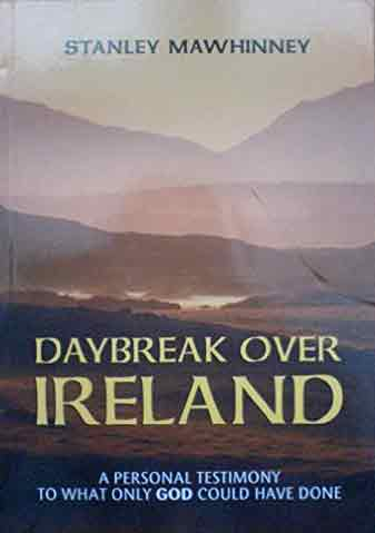 image of book cover Daybreak over Ireland